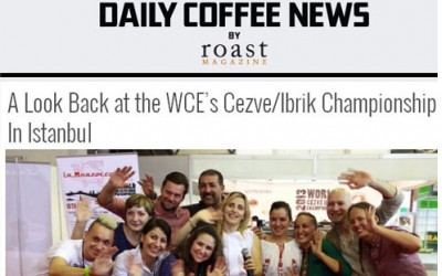 A Look Back at the WCE's Cezve/Ibrik Championship In Istanbul