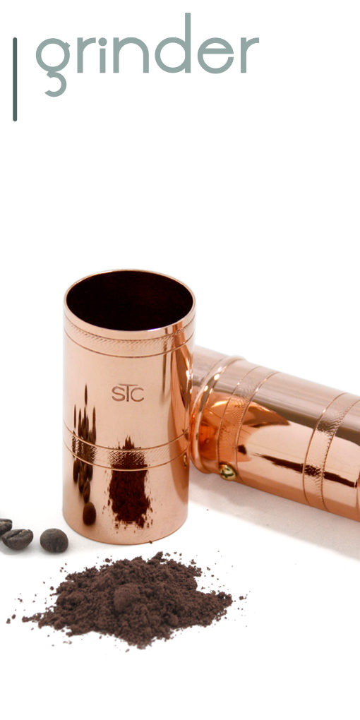 STC I Grinder Copper