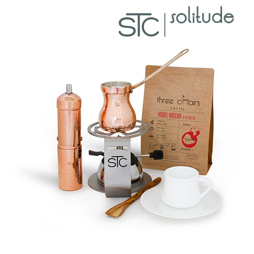 STC I Solitude – Turkish Coffee Set | STC - Specialty ...